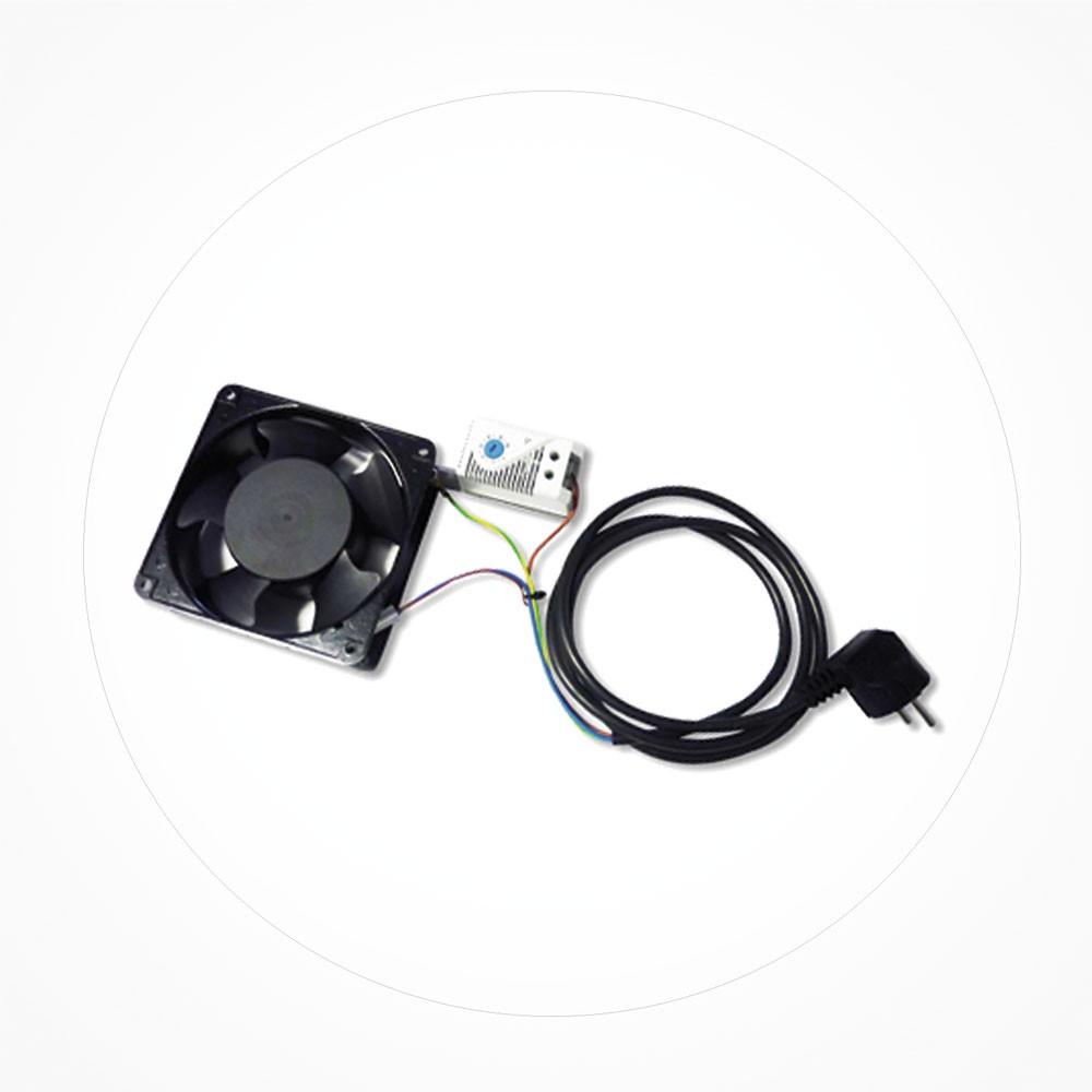 Ventilador 220V AC 120x120mm