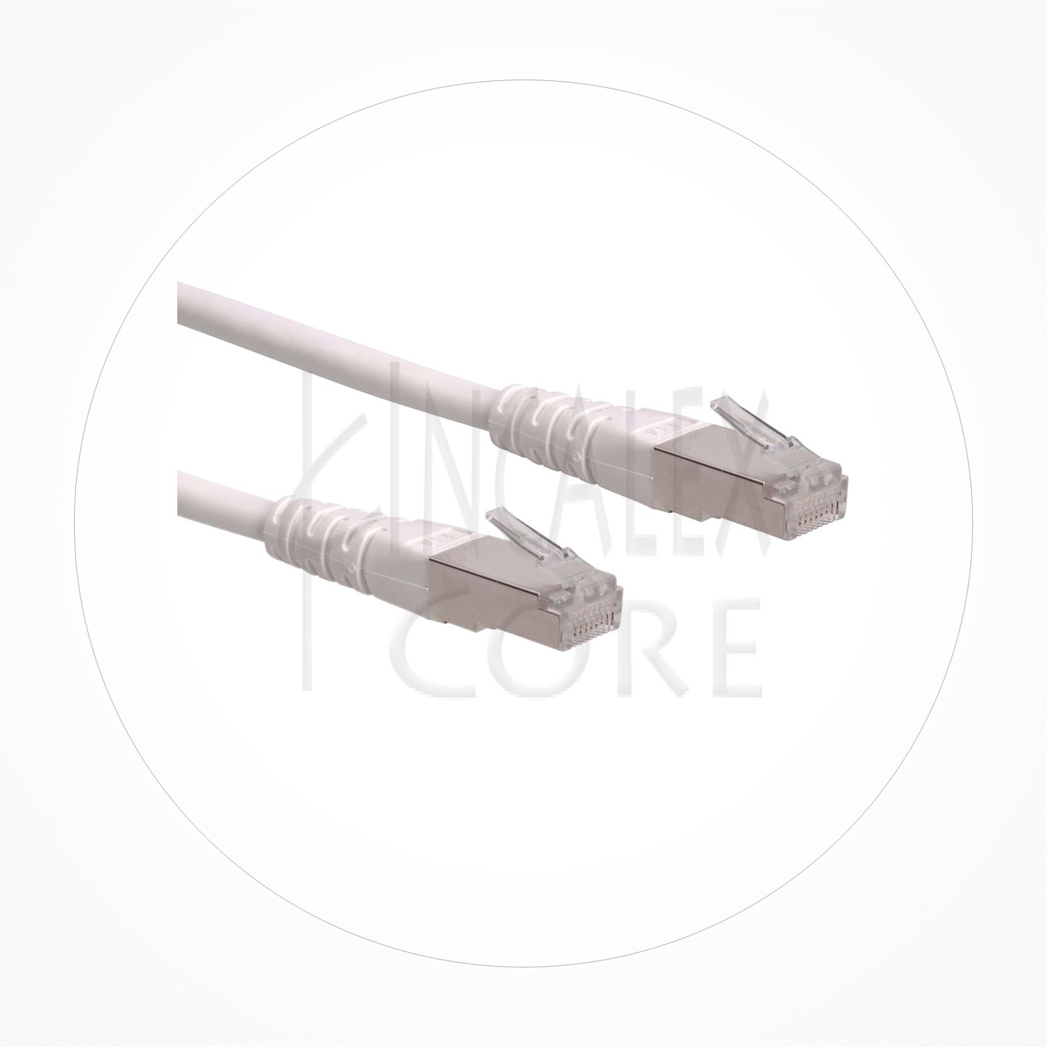 Patchcord SFTP Ethernet RJ49 LSZH Cat6