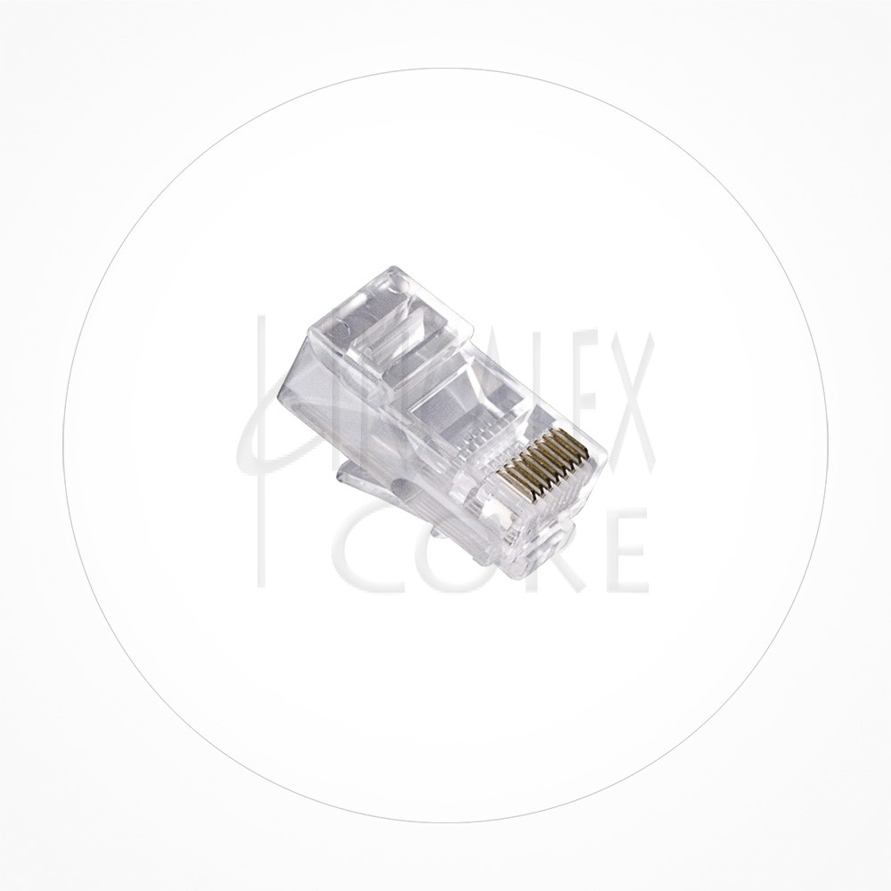 Patchcord UTP Ethernet RJ45 LSZH Cat6