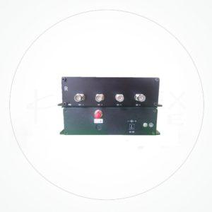 Conversor FC/SC/ST SDI 3G-HD 4 Canales IXSDI-4V