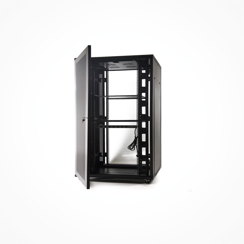 "Armario Standard Suelo Rack 19"" 27U"