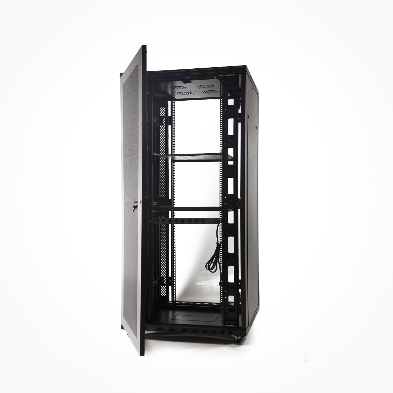 "Armario Standard Suelo Rack 19"" 37U"