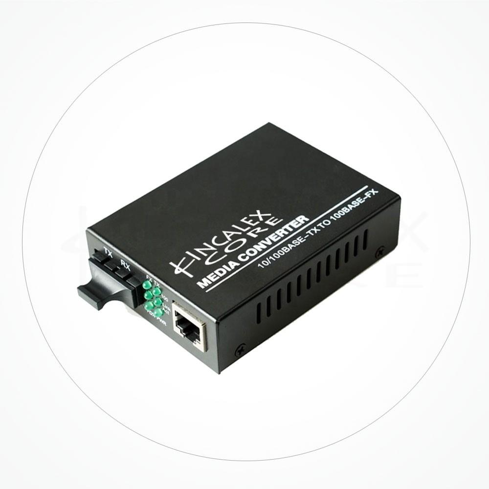 Conversor SC Monomodo DFB 10/100/1000 M-1550nm 80 km IXG2SA80D5S