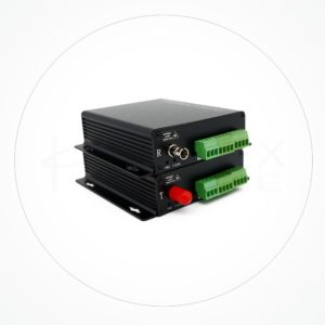 Conversor FC/SC/ST Audio Balanceado Bidireccional IX8A-4CHB
