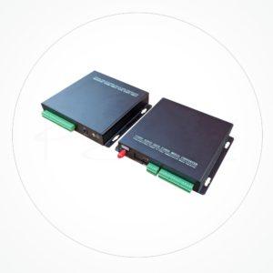 Conversor FC/SC/ST Audio Balanceado Bidireccional IXTBA-82CH