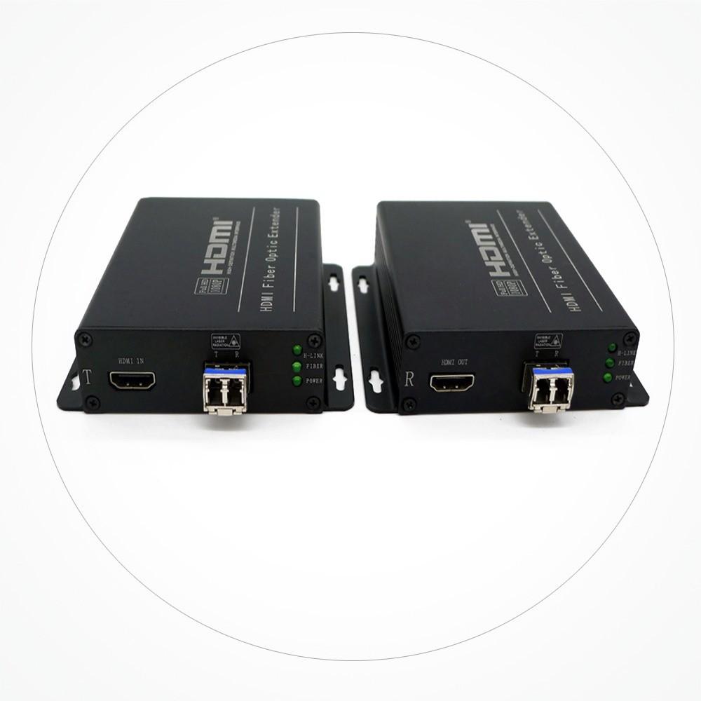 Conversor LC Duplex HDMI 4K IX4KUHD