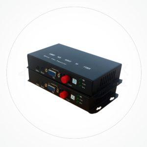 Conversor FC VGA Stereo Audio IXVGA-FC1
