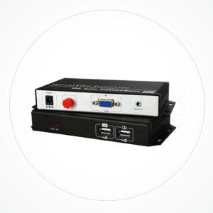 Conversor FC VGA USB 2.0 IXVGA-USB