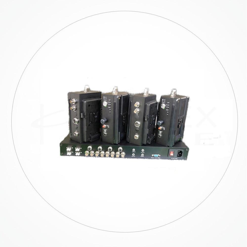 Conversor LC Dual EFP SDI 3G HD IXEFP-3GSDIA3